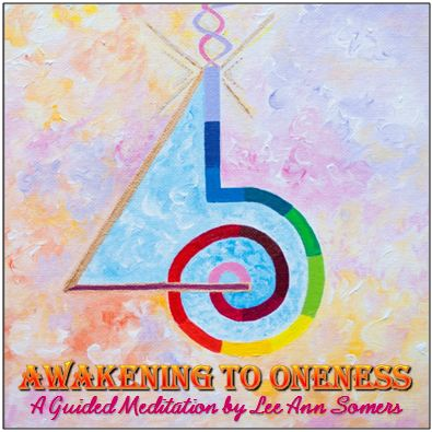 Awakening to Oneness CD Cover Final