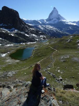 Top of the World in Switzerland