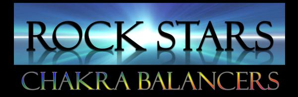 ROCK STARS-CHAKRAS