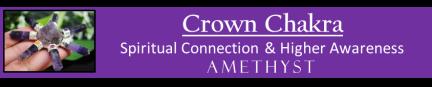 ROCK STARS - Crown Chakra