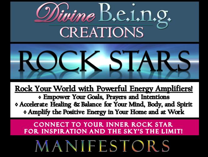 ROCK STARS-Manifestors
