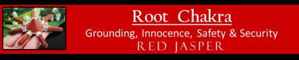 ROCK STARS - Root Chakra