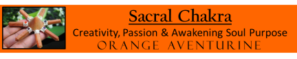 ROCK STARS - Sacral Chakra