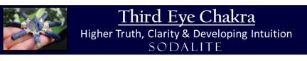 ROCK STARS - Third Eye Chakra