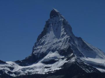 Mountain Spirit of the Matterhorn