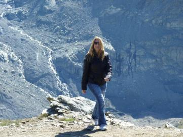 View from the Matterhorn