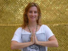 Namaste from Thailand